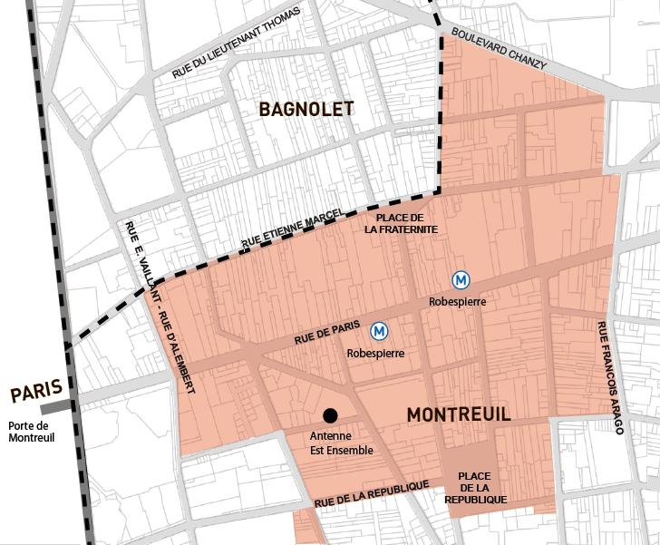 L'OPAH du Bas Montreuil se termine en août 2019 : faites votre demande d'aide à la rénovation