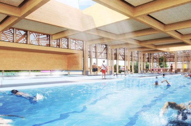 La piscine des murs p ches montreuil est ensemble for Piscine ecologique montreuil