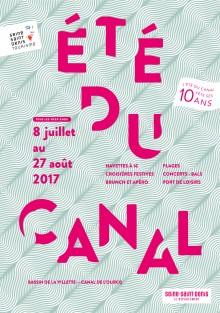 Eté du Canal 2017