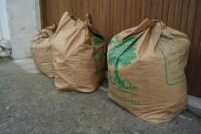 Collecte des déchets végétaux - crédit : Est Ensemble / Gaspard Gry