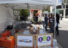 Stand E2S - Garderie éphémère