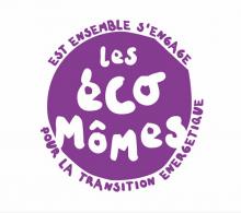 Logo les éco-mômes - crédit : Est Ensemble