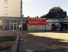 Le local concerné par cet appel à manifestation d'intérêt est une ancienne boulangerie, située au 138 route de Villemomble à Bondy. Photo Est Ensemble / Direction de l'économie, de l'attractivité et de l'innovation.
