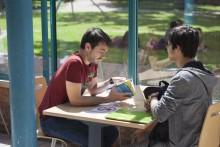 Opération Révisions bibliothèque des Lilas