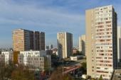 Le quartier Paul Éluard à Bobigny