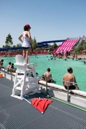 La piscine des Murs à pêches à Montreuil. Photo Est Ensemble / Antoine Dumont