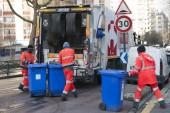 Collecte des déchets à Pantin. Photo Est Ensemble / Hervé Boutet