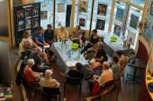 Le premier conseil du cinéma s'est tenu le 21 septembre au Trianon à Romainville. Photo Est Ensemble / Le Trianon