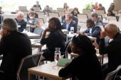 Séance d'installation du conseil 2020-2026, le 10 juillet 2020 © Hervé Boutet pour Est Ensemble