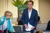 Patrice Bessac, nouveau président d'Est Ensemble