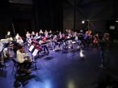 Les élèves en répétition durant le stage musique ensemble. Photo Est Ensmeble / Direction de la communication