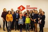 Soirée bilan mi-parcours Familles à Energie Positive - photo : Est Ensemble