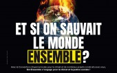 Visuel de l'affiche et si on sauvait le monde ensemble