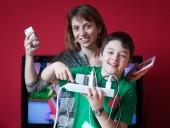 Une famille à énergie positive, un des dispositifs d'Est Ensemble pour sensibiliser à la réduction de notre consommation d'énergie.