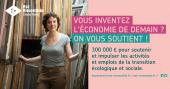 Lancement du fonds à impact social et environnemental