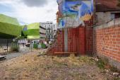 Friche TempO' à Noisy-le-Sec - Crédit : Est Ensemble / Hervé Boutet