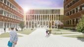 Les futures réserves du FRAC Île-de-France à Romainville - Fondation Fiminco/Freaks architectes