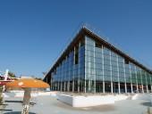 Le stade nautique Jacques Brel à Bobigny. Photo Est Ensemble / Direction de la communication