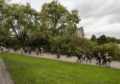 La Grande Rando du Parc des Hauteurs 2018 - crédit : Gaël Kerbaol