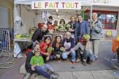 L'association Le Fait Tout installera un café associatif sur la friche de Boissière-Acacia à Montreuil - (c) Justine Ray / Ville de Montreuil.