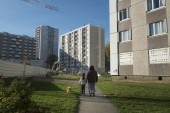 Quartier Gagarine à Romainville