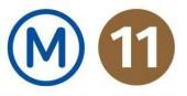 Métro ligne 11