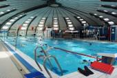 La piscine Mulinghausen aux Lilas. @ Est Ensemble / Direction de la communication