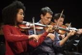 L'orchestre des étudiants d'Est Ensemble. Photo Est Ensemble / Hervé Boutet