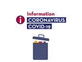 Information coronavirus collecte déchets
