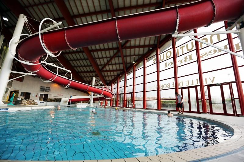 Centre nautique jacques brel bobigny est ensemble for Piscine edouard pailleron