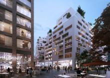 Bobigny coeur de ville, le nouveau cinéma - Crédit TVK_ALTAREA_COGEDIM