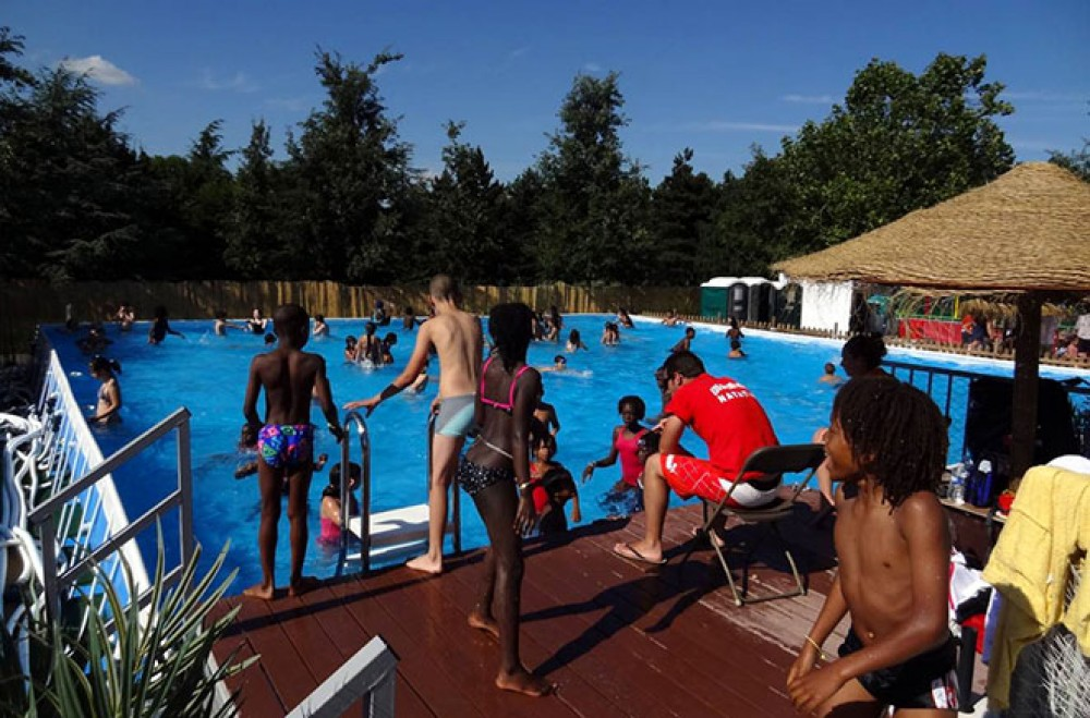Bajo plage 2013 est ensemble for Piscine de bagnolet