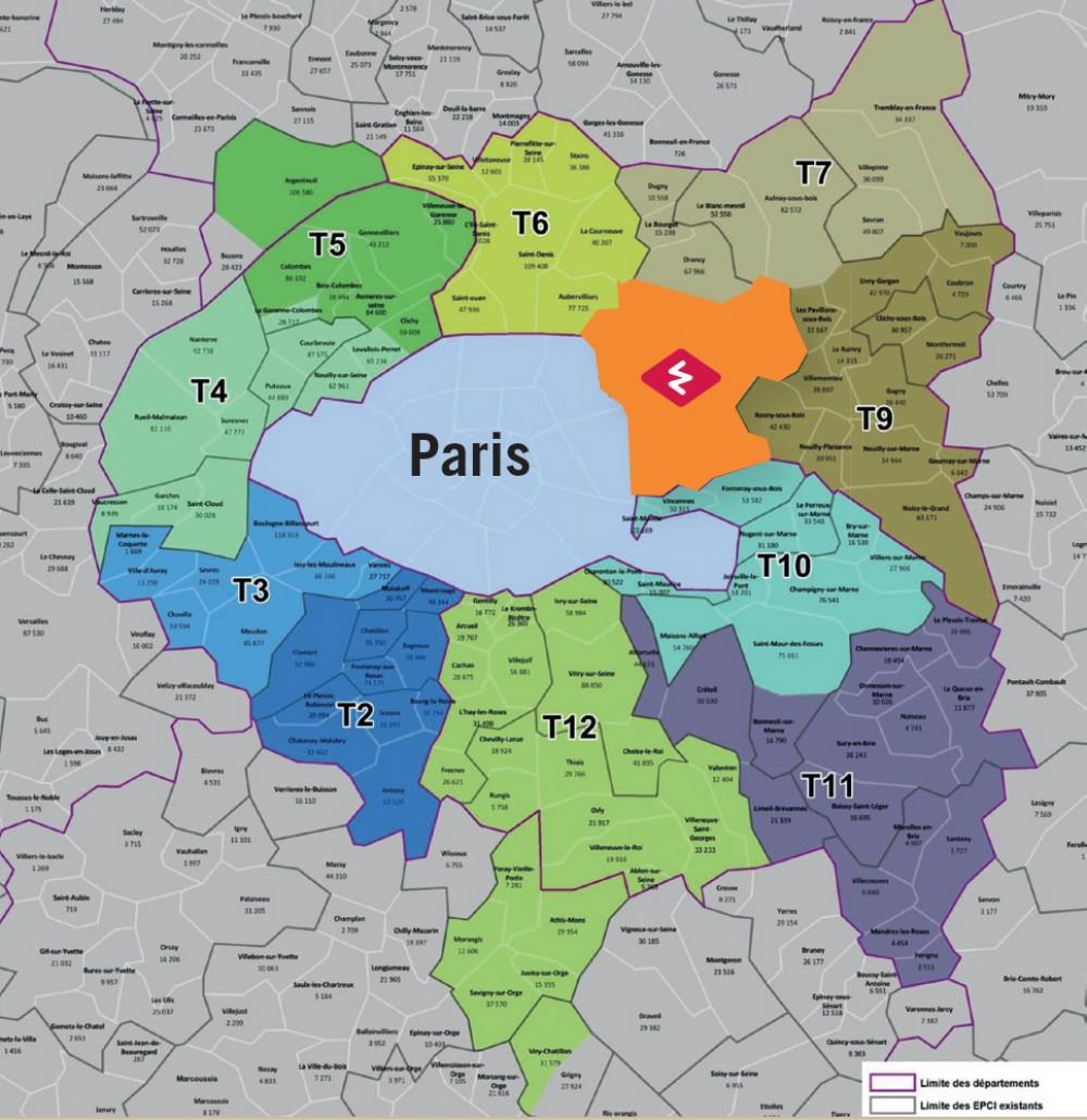 Est Ensemble devient Territoire du Grand Paris | Est Ensemble