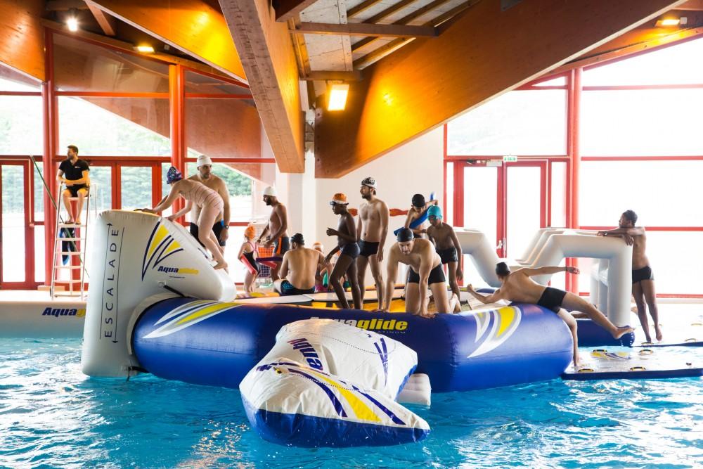 Les animations et horaires d t dans les piscines d est for Piscine pont de vaux