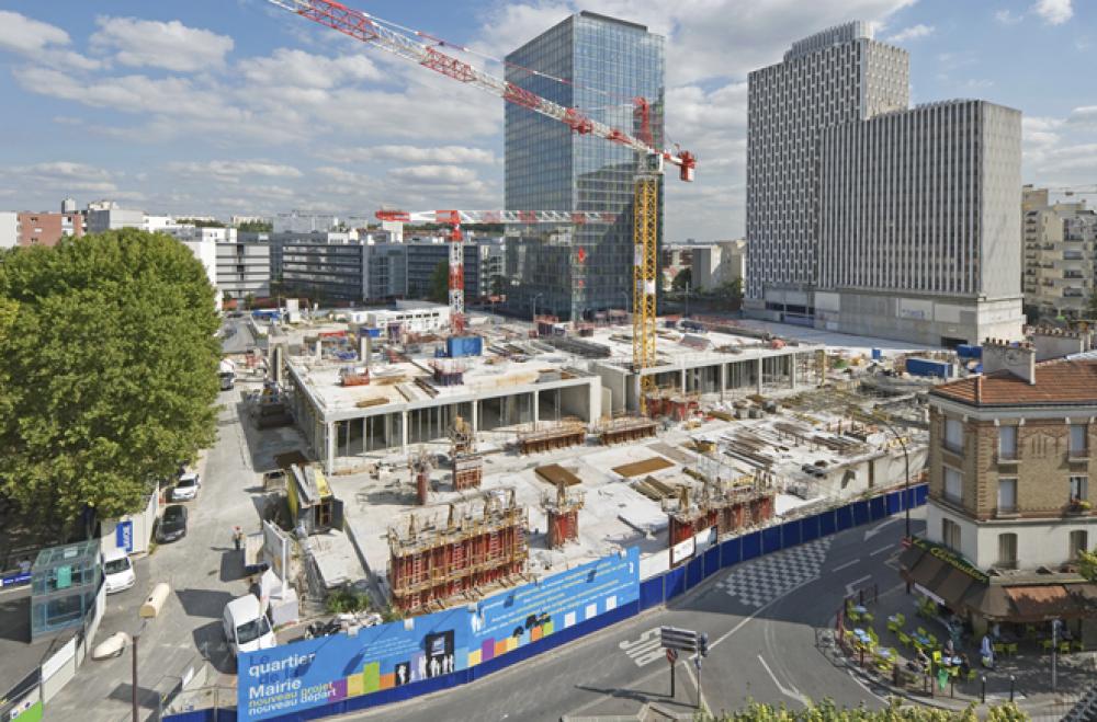 Projet Centre Ville Montreuil