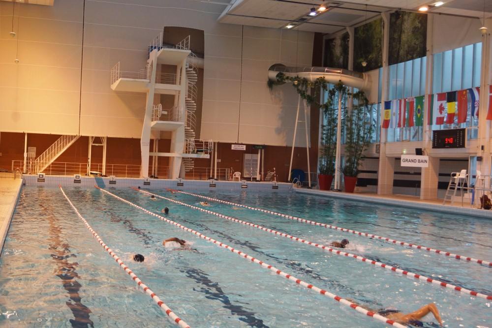 S lection pour la pr paration au concours de ma tre nageur for Piscine ecologique montreuil