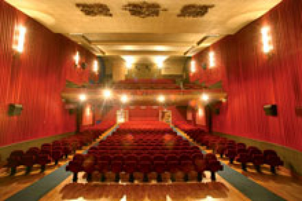 R novation du trianon romainville est ensemble for Plan trianon salle